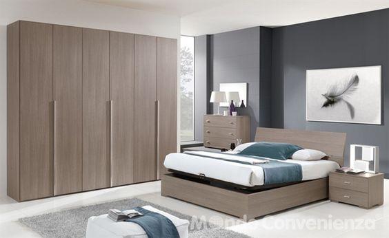 Egos camere da letto camere complete mondo - Mondo convenienza camere da letto complete ...