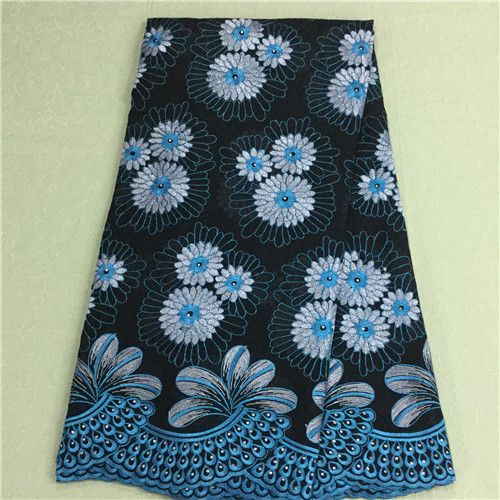 African Embroidery Lace Fabric LKLACE4262-5  https://www.lacekingdom.com/      #embroiderylace