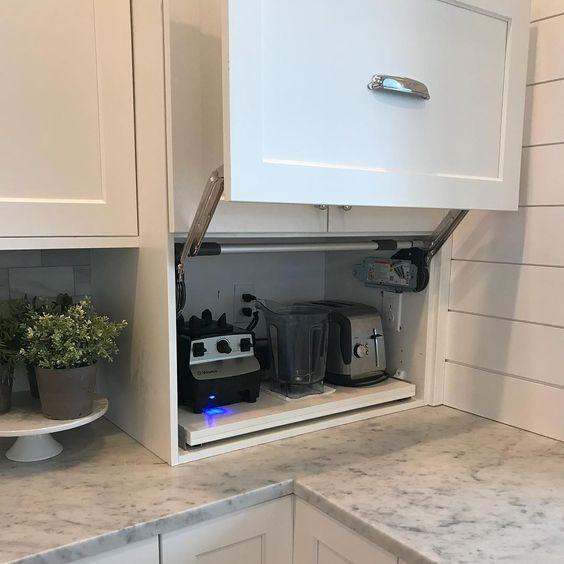 トースター キッチン 収納 アイデア イメージ インテリア
