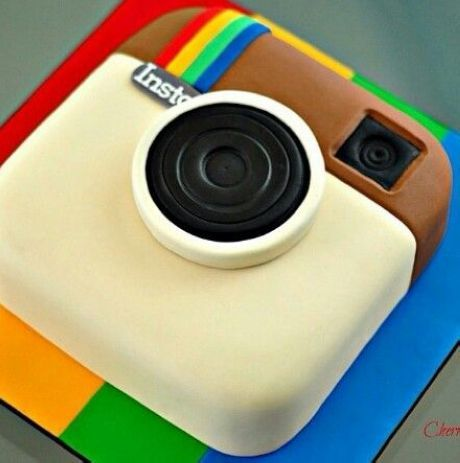 Instagram cake-wish I could have this cake for my upcoming birthday.