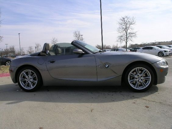 2005 Bmw Z4 3 0i Mine Was A Deep Maroon Color I Loved