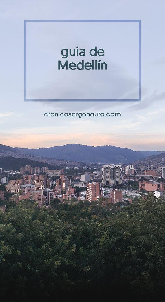 Toda la información que necesitas para viajar a Medellín.