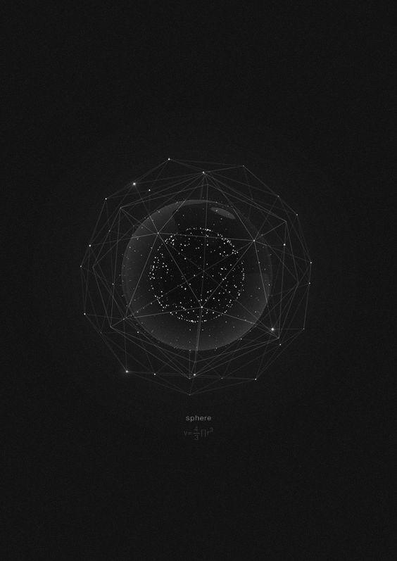 Dimensional Analogs by Ryan Uhrich, via Behance