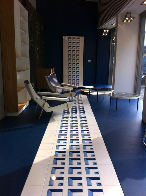 Hotel Parco dei Principi, Italy, Giò Ponti. #interiordecorating #architecture