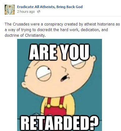 Anti Atheist Jokes