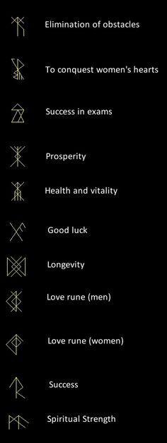Symboles.