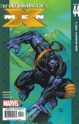 Ultimate X-Men Issue # 44
