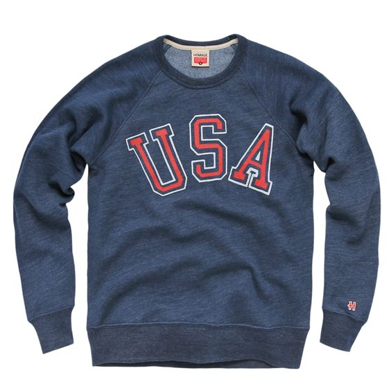 USA Crewneck Sweatshirt. Need it!! #homage | Fashion | Pinterest ...