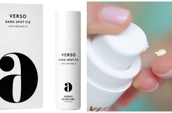 Verso Skincare Verso 6 Dark Spot Fix 15ml的圖片搜尋結果 Dark Spot Eraser Dark Spots Verso Skincare