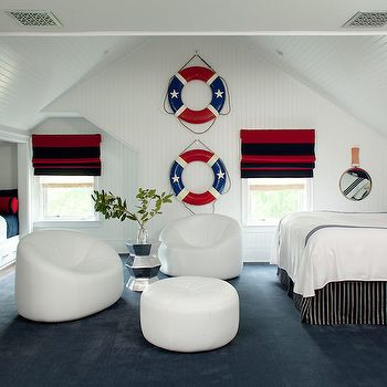 Nautical Theme Boys' Bedroom