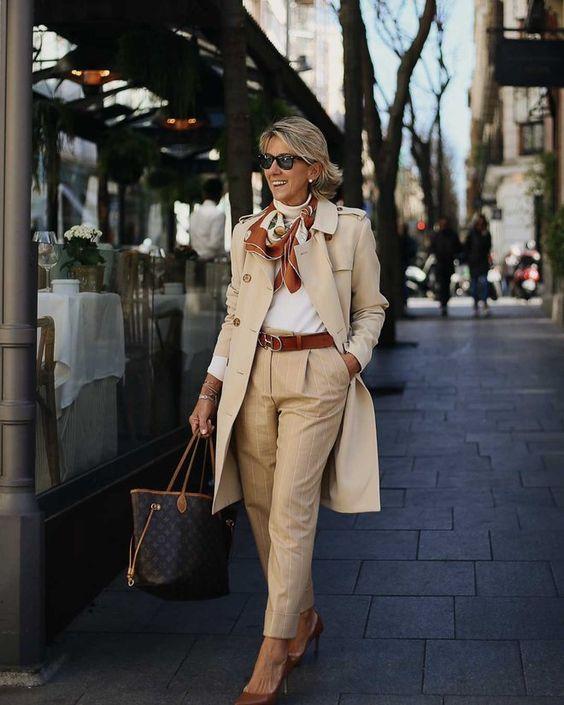 5 модных блогеров старше 50-ти лет в Instagram   Новости моды