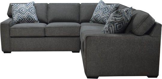 Diamond 2 Piece Sectional Art Van Furniture Sectional Sofa