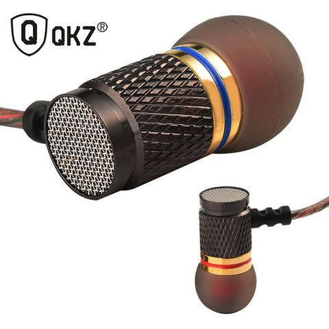 KZ-ED2 Bass Ear Headphones