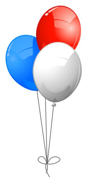 Similiar White And Blue Balloons Clip Art Keywords