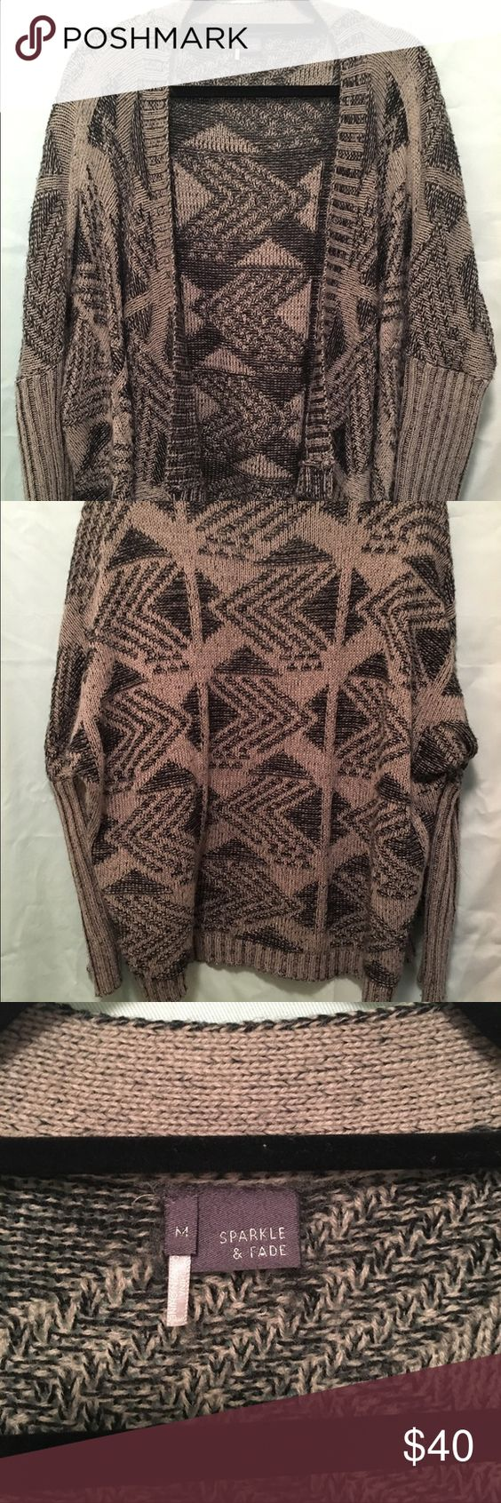Urban outfitters boyfriend sweater Super cozy oversized sweater perfect for cool fall nights or layering. Urban Outfitters Sweaters