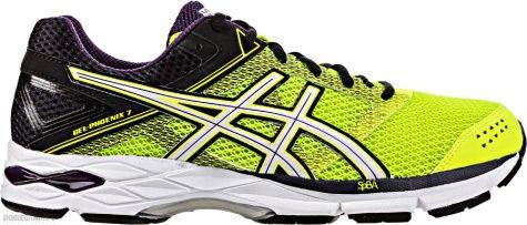 Asics Gel Phoenix 7 0701 Yellow Buty Do Biegania Meskie Sneakers Shoes Asics Sneaker