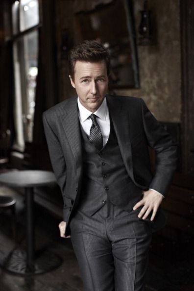 """""""I don't have anything to prove to anybody, which is a lovely place to be."""" ~ Edward Norton - Brilliant and thought-provoking humanitarian. Would love to be in his air-space."""