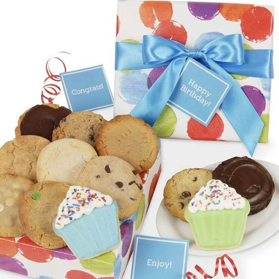 Celebration Cookie Gift Box – MNM Gifts
