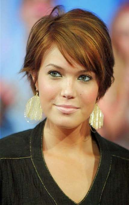 58 Short Hairstyles For Round Faces With Double Chin Easy
