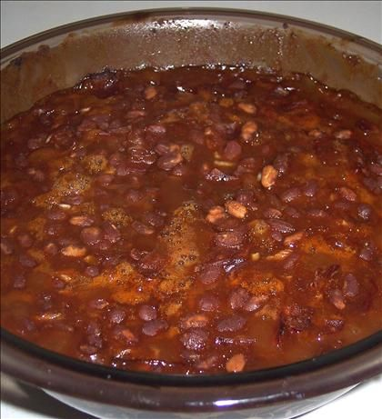 Easy Baked Beans recipe