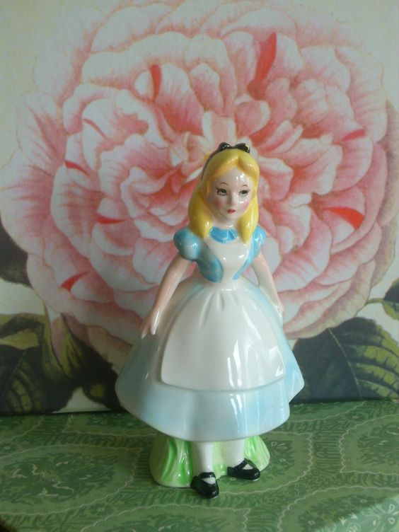 Alice in Wonderland - I got this as a gift when I was a child-ac