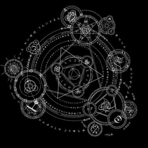 nigra-lux:  XYEE (Boo Junior)Universal Magic Circle2009Digital...