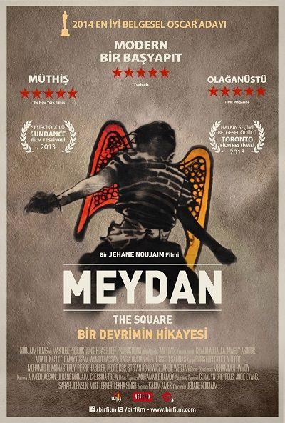 Meydan - Al Midan - 2013 - DVDRip Film Afis Movie Poster