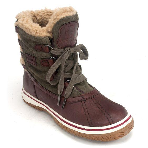 Pajar PAJAR Women's ICELAND Waterproof Boot Shoes   Simons