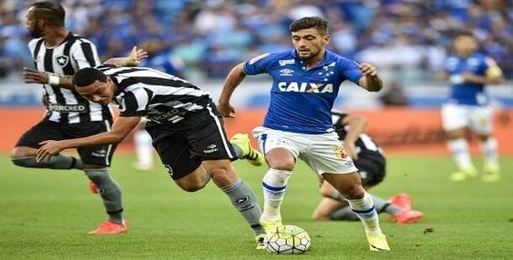 Cruzeiro X Botafogo Ao Vivo Online Brasileirao Com Imagens