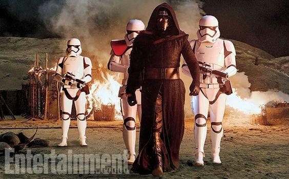 Bad ass  Star wars the force awakens
