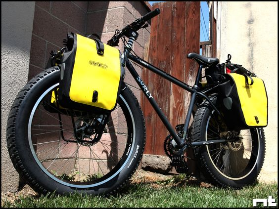 Surly Pugsley Rack Options | Sand and gravel, Michigan and ...