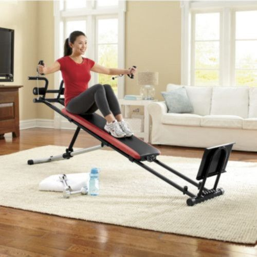 Weider Ultimate Body Works Exercise Fitness Weider Ultimate Body Works Total Gym No Equipment Workout