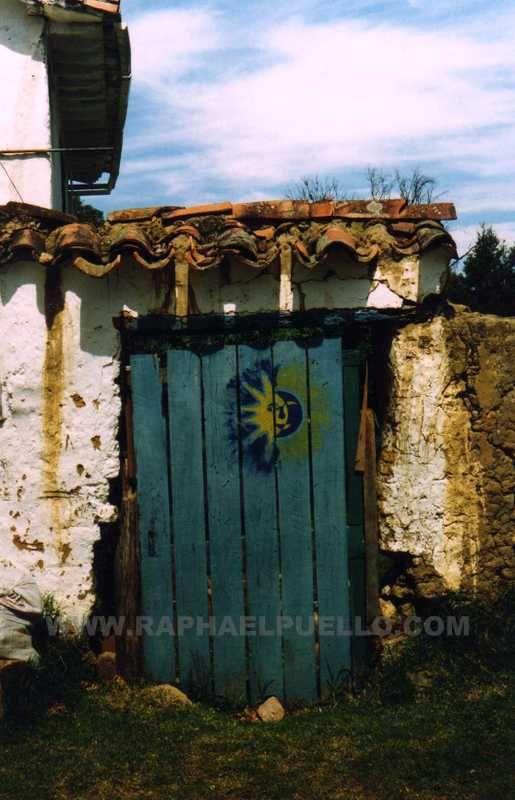 PUERTA DEL SOL. VILLA DE LEYVA,COLOMBIA. WWW.RAPHAELPUELLO.COM