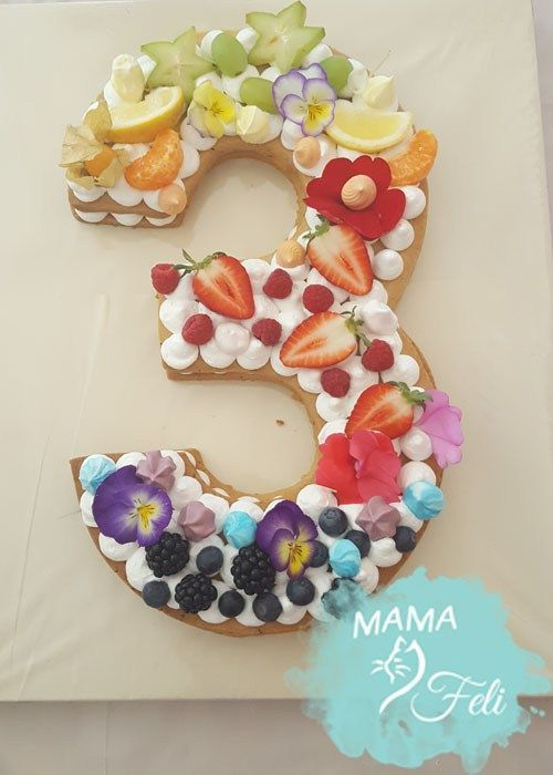 Numbercake Mama Katze Feli Geburtstagstorte Motivtorte