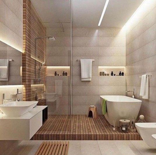 Most Popular Modern Bathroom Design Ideas Kamar Mandi Mewah Desain Kamar Mandi Modern Desain Interior Kamar Mandi Modern bathroom bathroom design ideas