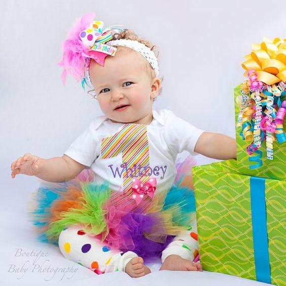 First Birthday Tutu Outfit   Birthday by DarlingLittleBowShop, $79.95: Birthday Bash, 1St 4Th Birthday, Bday Outfit, 1St Birthday, Baubles Bows, First Birthday Outfits, Tutu Outfit, Annalise Birthday