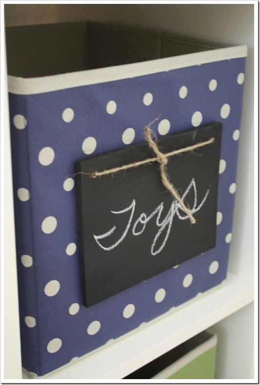 Toys Bin Labels And Fabrics On Pinterest
