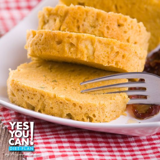 Tuna Loaf a healthy option for your Yes You Can! Diet Plan Dinner