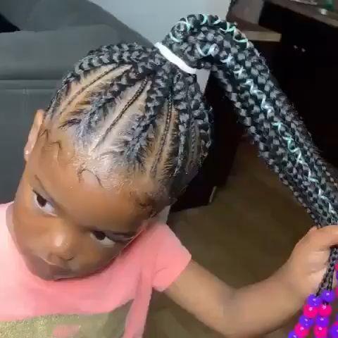30+ Coiffure petite fille noire cheveux court idees en 2021