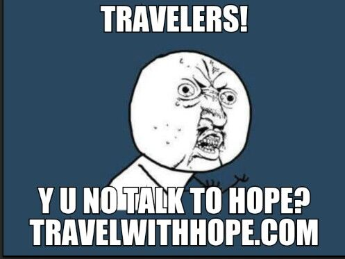Your travel dreams can come true! http://travelwithhope.com