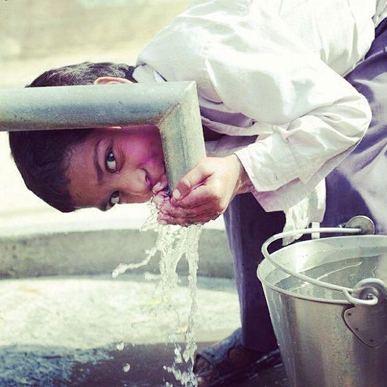 """Clean Water.  """"Like"""""""