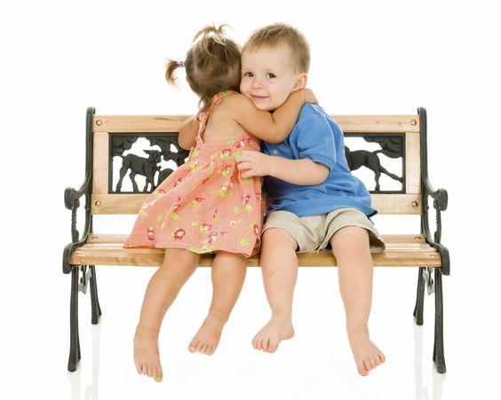 InfosMama - L#'amitié durant l'#enfance forge notre caractère