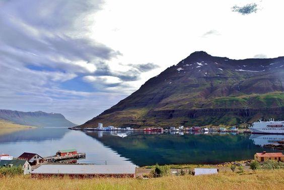 Seyðisfjörður - lónsleira apartments