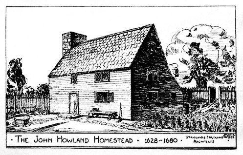 History of john howland