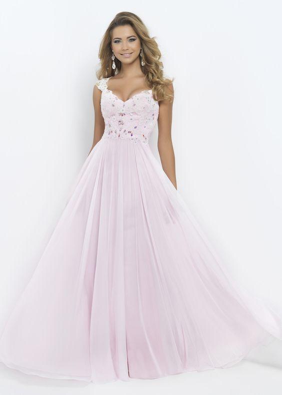 Empire Prom Dress