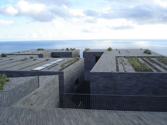 Casas das Mudas Arts center, Estreito da Calheta, 2004 - Paulo David Arquitecto