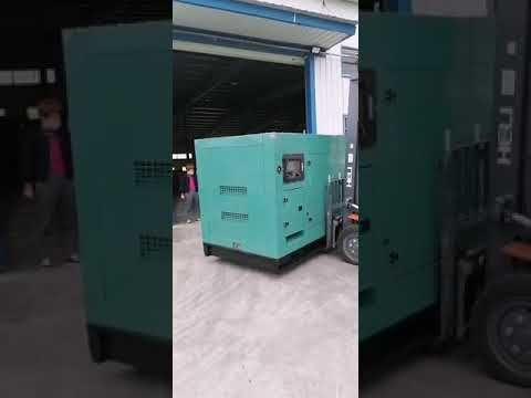 Delivery 500kw Silent Diesel Generator Set In 2020 Diesel Generators Diesel Cummins Diesel