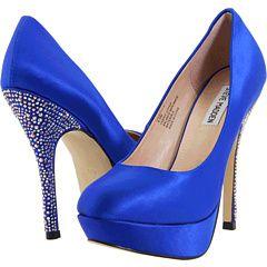 Something blue, don't mind if I do