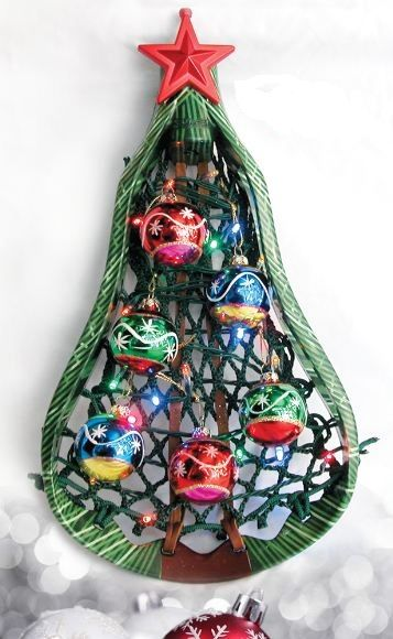 Lynx Lacrosse Luzern: Merry LAX-Mas I will have to try this in my son's room for xmas