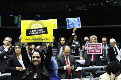 Daniel Corrêa: Ontem os vermes políticos rejeitaram a redução da ...